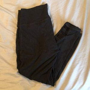 Black leggings— Old Navy